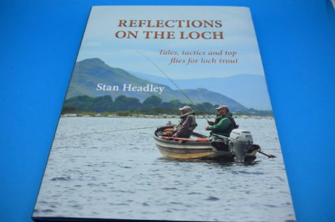 Reflections on the Loch by Stan Headley